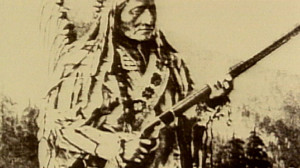 Native American Chief Sitting Bull