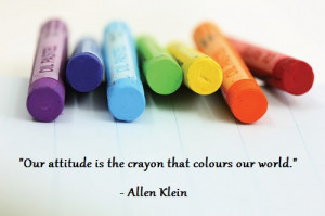What Color Will Your World Be?