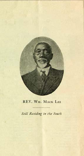 Lee, William Mack, b. 1835