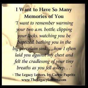 Quote - I want to have so many memories..-1