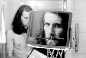 Graham Nash, self-portrait