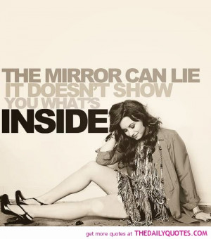 demi-lovato-quotes-pictures-the-mirror-can-lie-quote-pic-famous ...