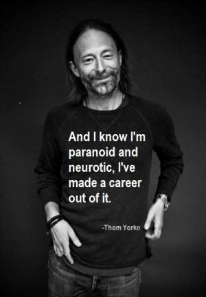 neurotic..