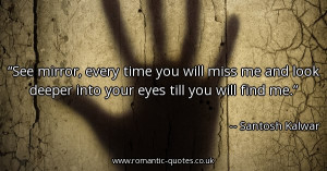 when i look into your eyes quotes