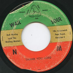 Bob Marley Wailing Wailers...