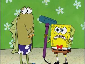 Sandals - The SpongeBob SquarePants Wiki