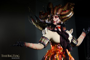 Dante Inferno Cosplay Dante's inferno: beatrice by