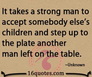 ... children and step up to the plate another man left on the table