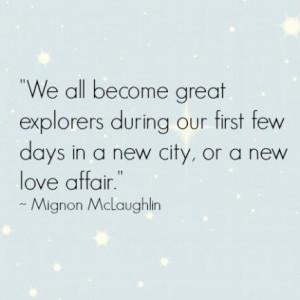 Love exploring you!!