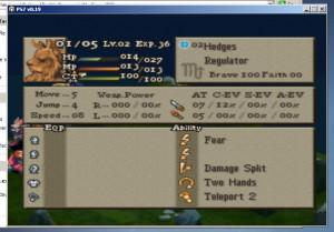 Screenshot Thumbnail / Media File 2 for Final Fantasy Tactics [NTSC-U]