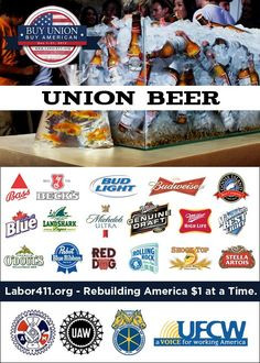 ... Teamsters. For more union beers, check out our full guide here: http