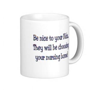 Humorous Coffee mug, funny sayings