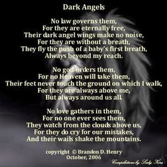 angels poem more angels zombies skull al gothic angels angels quotes ...