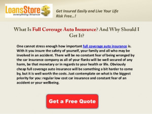 Car Insurance Quotes Online Free ~ Full Coverage Auto Insurance Quotes ...