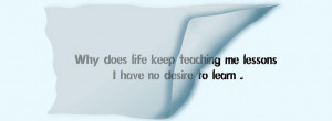 Life Quote Facebook Profile Timeline Cover Top Best Facebook Timeline ...