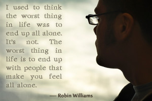 Famous and Inspiring Quotes by Robin Williams