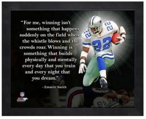 Emmitt Smith Dallas Cowboys - 11