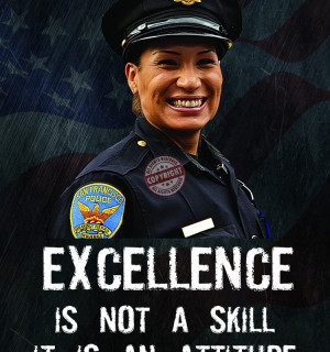 Police Officer Posters