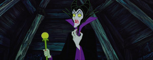 "... me. Me! The mistress of all evil!"" Maleficent, Sleeping Beauty"