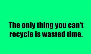 Tiempo perdido / Wasted time