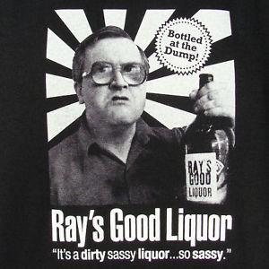 Trailer-Park-Boys-Rays-Good-Liquor-Bubbles-Black-T-Shirt-Great-Gift ...