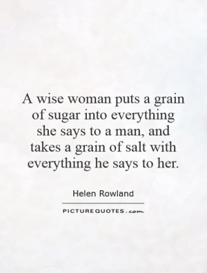 Wise Women Quotes