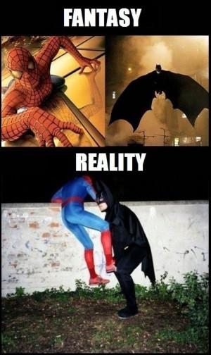 Cosplay Fantasy vs. Reality
