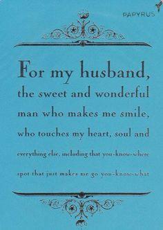 I'm so thankful for my husband. |Amazing Husband And Family Sayings
