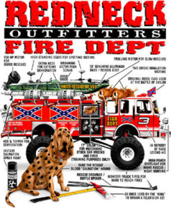 Redneck Outfitters Fire Dept