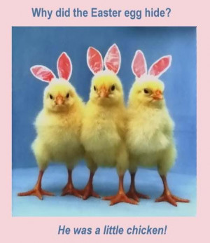 Cute Easter Joke
