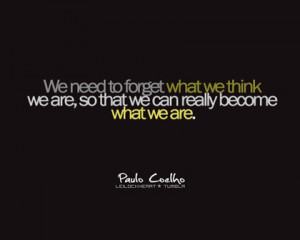 you enjoyed this collection of Inspiring Paulo Coelho Picture Quotes ...