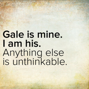 Gale Quotes From The Hunger Games Movie ~ The Hunger Games Quotes ...