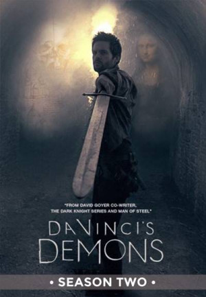 Da Vinci's Demons Cover Art - Da Vinci's Demons Picture