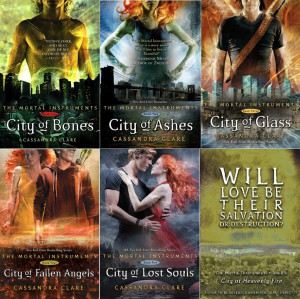 ... of Fallen Angels, City of Lost Souls, City of Heavenly Fire (2014