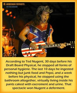 ted nugent quotes if barack obama becomes the president in november ...