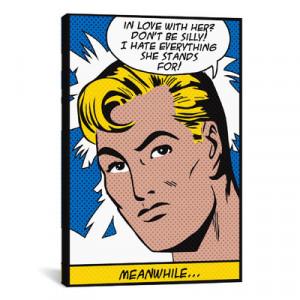 Roy Lichtenstein Comic Art