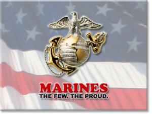 Marines logo