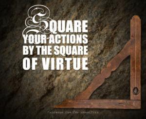 ... masonic quote masonic quotes masonic freemason freemasons square