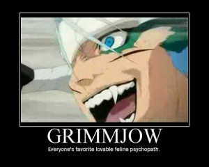 Grimmjow's little kitty toes :)