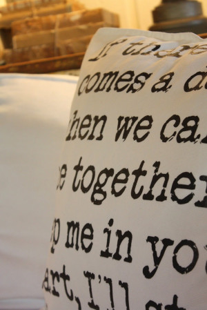 You And Me Forever Quotes Keep me in your heart,