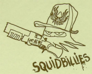 early from squidbillies Image