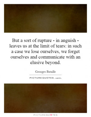 Georges Bataille Quotes
