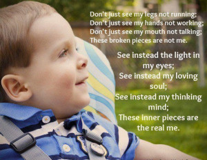 am a special needs parent i have special needs