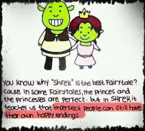 animation, animation c, cute, love, pretty, quote, quotes, shrek