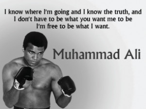 Motivational Quotes Muhammad Ali