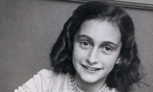 Anne Frank: I know that I'm a woman, a woman with inward strength ...