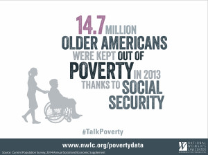 without social security poverty rates for african american seniors