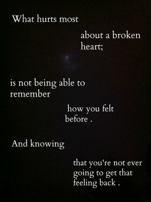 Fucking true.. It's killing me, one bit of me at a time..