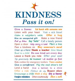lay down his life for his friends.Bible Verses on Kindness: Being Kind ...