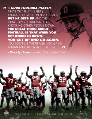 Ohio State Coach Woody Hayes - history, famous quotes, all time ...